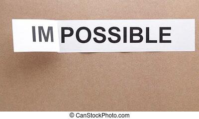 décision, concept, possible