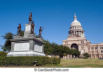 déclarez capitole, texas