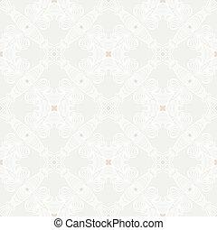 décor, textured, victorien, blanc, plafond
