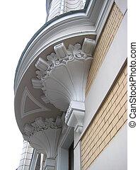 décoratif, élément architectural