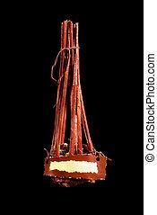 décoratif, bambou, cadeau