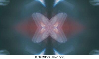 décoratif, lumière, résumé, arrière-plan., déformations, ...