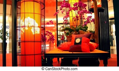 décoration, chinois