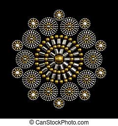 décoration, conception, bijouterie