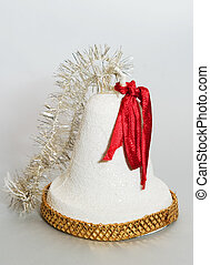décoration, noël, cloche