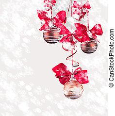 décoration, noël