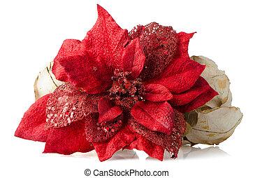 décoration noël, rouges
