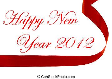 décoration, nouvel an, noël, 2012