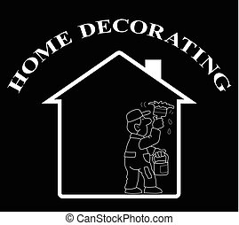 décorer maison