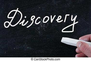 découverte, concept