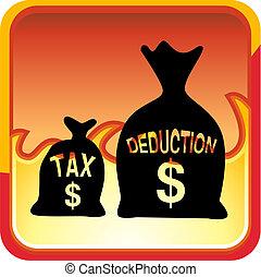déduction, impôt