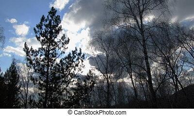 défaillance, nuage, temps