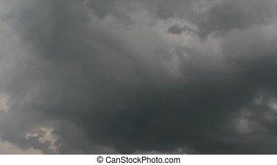 défaillance, nuages, temps