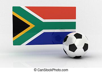 dél-afrika, futball