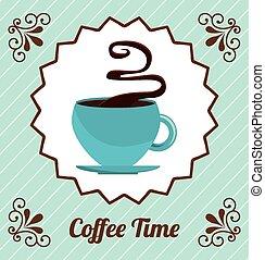 délicieux, café