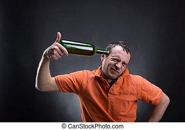 dépendance, alcool