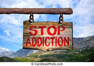 dépendance, arrêt, pédagogique, motivation, locution