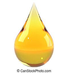 dépot pétrole, isolé, fond blanc