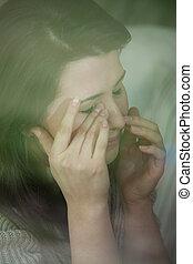 dépression, femmes