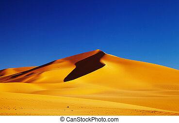 désert, sahara