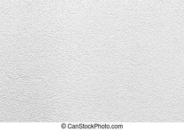 détaillé, mur, plâtre, hautement