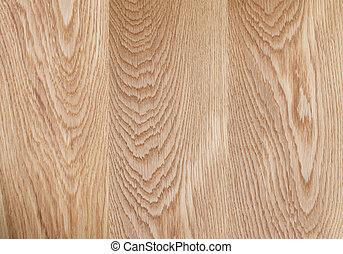 détaillé, naturel, chêne, hight, surface, bois