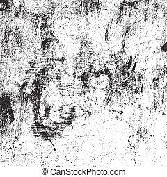 détresse, texture, voile de surface