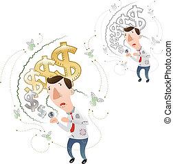 dévaluation, concept