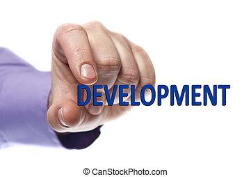 développement, mot