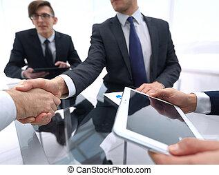 développement, nouveau, technologies, business