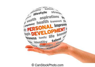 développement, personnel