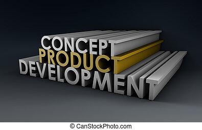 développement, produit