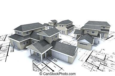 développement, résidentiel