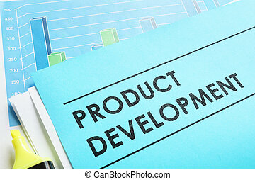 développement, sur, documents, business, produit, reports.