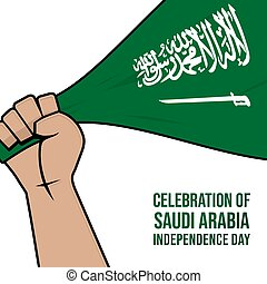 día, arabia saudita, independencia