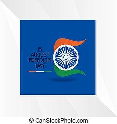 día de independencia, concepto
