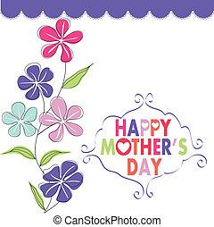 día de la madre feliz