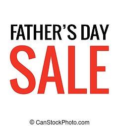 día de padres, venta