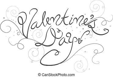 día de valentines, letras