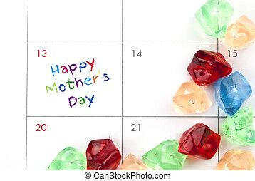 día madres