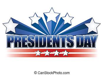día presidentes