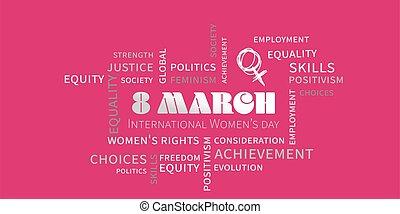 día, womens, bandera