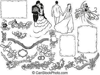 díszlet tervezés, alapismeretek, esküvő
