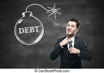 dívida, conceito