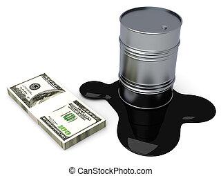 dólar, bienes