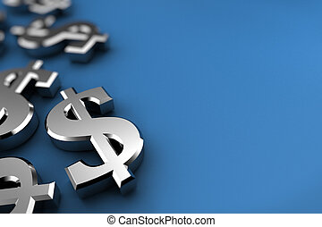 dólar prata