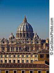 dôme, vatican