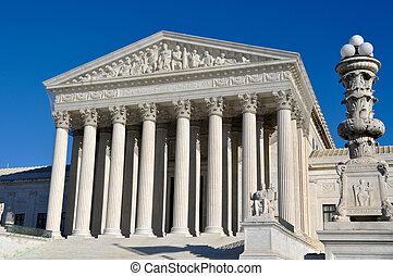 döntő bíróság, közül, egyesült államok