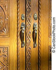 dörr, monaster