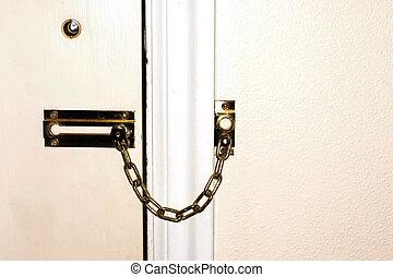 dør lås